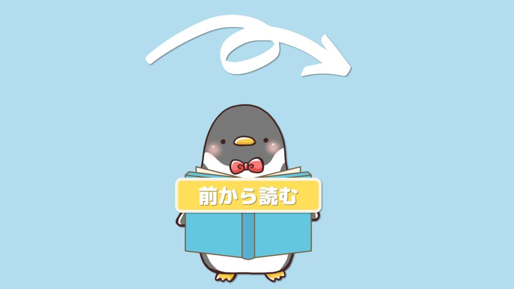 英文を前から読む練習