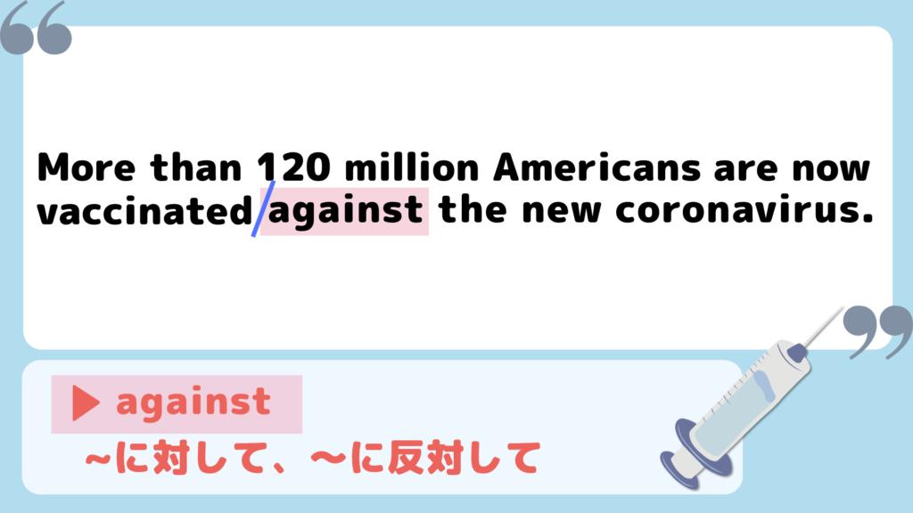 against
